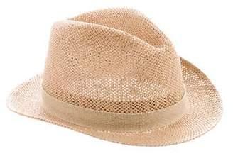 Bailey Of Hollywood Straw Fedora Hat