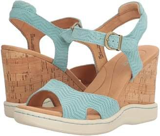 Børn Puno Women's Wedge Shoes