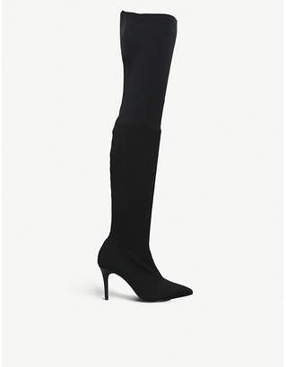 Carvela Gasp over-the-knee boots