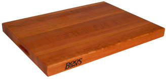 "John Boos BoosBlock Commercial 1.5"" Cherry Cutting Board"
