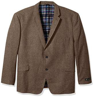 U.S. Polo Assn. Men's Big and Tall Wool Blend Sport Coat