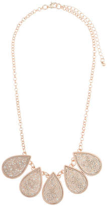 Bold Elements Womens Statement Necklace