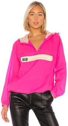 Stussy Aydin Nylon Crinkle Anorak Jacket