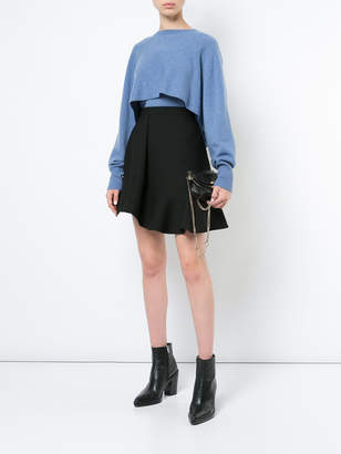 Chloé Blue pullover sweater
