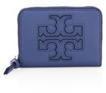 Tory Burch Tory Burch Harper Leather Zip Coin Case