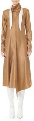 Tibi Bandana A-Line Dress