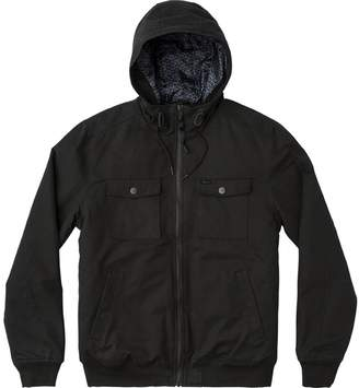 RVCA Hooded Bomber II Jacket - Men's
