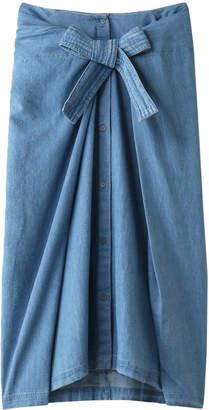 Levi's (リーバイス) - リーバイス® Levi's(R) Made&Crafted フィールドスカート COMFORT DENIM