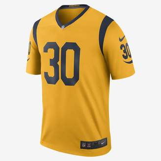 Nike NFL Los Angeles Rams Color Rush Legend (Todd Gurley) Men's Football Jersey