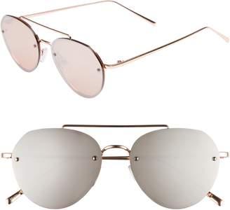BP Gradient Petite Aviator Sunglasses