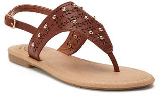 So SO Chop Out Girl's Sandals