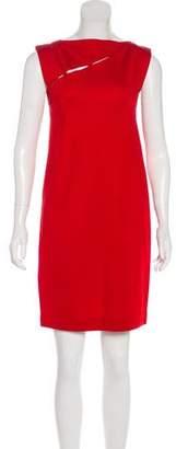 Bottega Veneta Mini Shift Dress