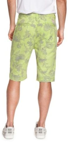 GUESS Collage Floral-Printed Shorts