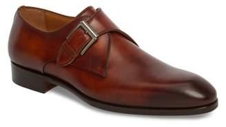 Magnanni Lazaro Single Buckle Monk Shoe