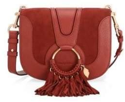 See by Chloe Hana Leather Medium Saddle Bag