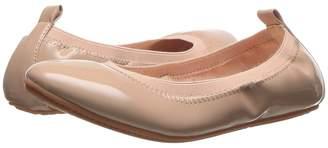 Yosi Samra Kids Miss Samara Patent Ballet Flat Girls Shoes