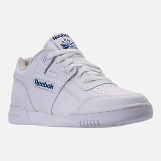 Reebok Men's Workout Plus Casual Shoes