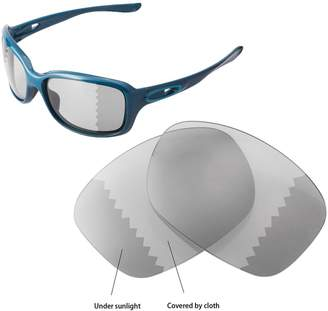 8ee135ed84 Oakley Walleva Replacement Lenses for Urgency Sunglasses - Multiple Options  Available (Titanium - Polarized)