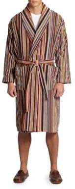 Paul Smith Multi-Striped Robe
