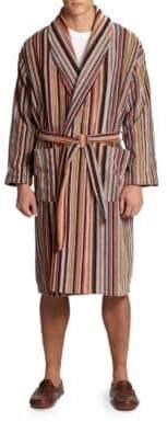 Paul Smith Multi-Striped Robe
