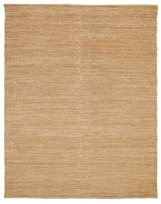 Pottery Barn Heather Chenille Jute Rug - Natural