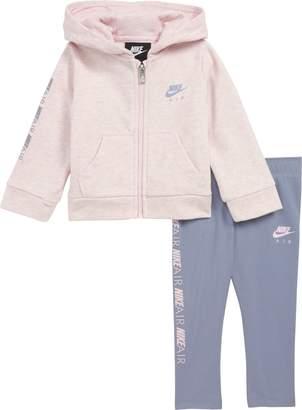 Nike Zip Hoodie & Pants Set