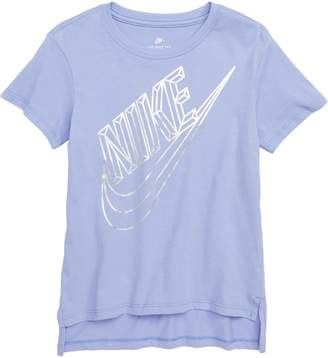 Nike Faceted Futura Tee