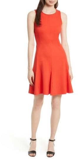 Women's Kate Spade New York Ponte Fit & Flare Dress
