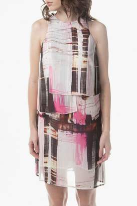 French Connection Cornell Printed Dress