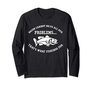 Funny Hunting And Fishing T-Shirt