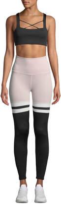 Body Language Sportswear Kriss Strappy Sports Bra Top