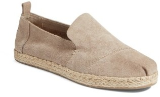 Women's Toms Classic Espadrille Slip-On $83.95 thestylecure.com