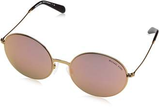 Michael Kors Kendall II Sunglasses in Mirror MK5017 10244Z 55 55 Mirror