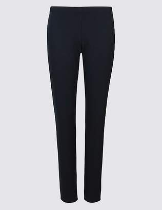 Marks and Spencer PETITE Slim Leg Trousers