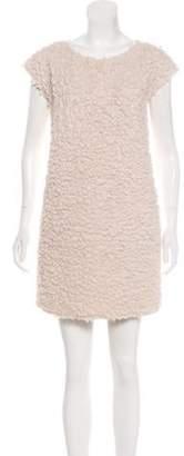 Fendi Short Sleeve Mini Dress Short Sleeve Mini Dress