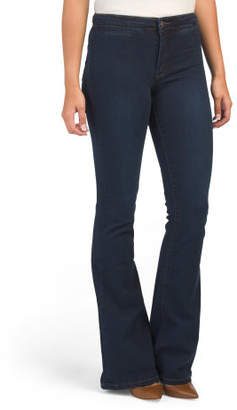 Welt Pocket Flare Jeans