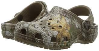 Crocs Classic RealTree Edge Clog Kids Shoes