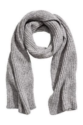H&M Rib-knit Scarf