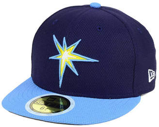 New Era Kids' Tampa Bay Rays Batting Practice Diamond Era 59FIFTY Cap