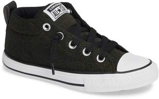 Converse Varsity Street Mid Rise Slip-On Sneaker