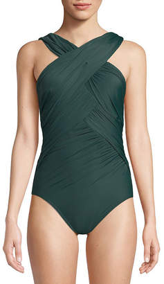 Miraclesuit Crisscross One-Piece
