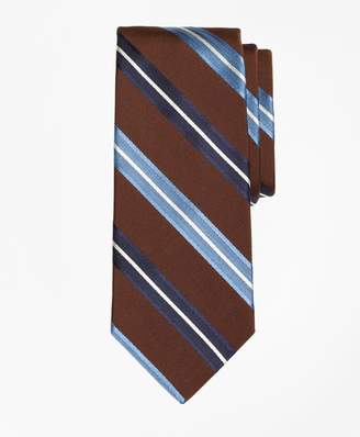 Brooks Brothers Bold Split Stripe Tie