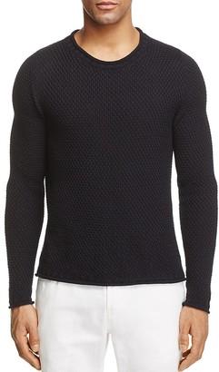 Eidos Drop Shoulder Sweater $395 thestylecure.com