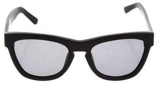 Westward Leaning Westward\\Leaning Matte Wayfarer Sunglasses