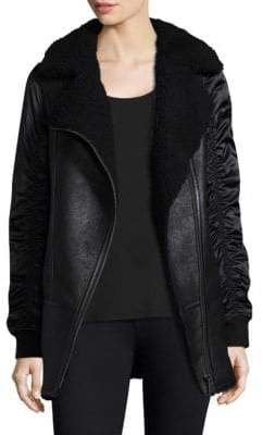 Andrew Marc Tamryn Shearling Jacket