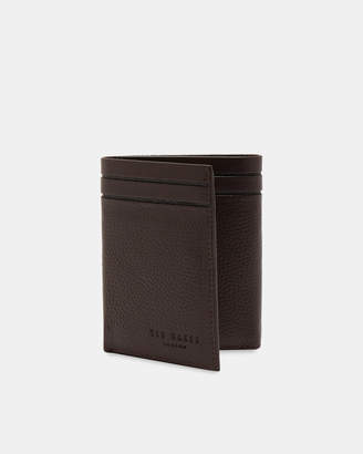 Ted Baker HALLAM Leather tri-fold wallet