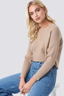 MANGO Widie Sweater Taupe