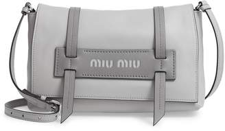 Miu Miu Small Grace Calfskin Shoulder Bag 2e62069975088