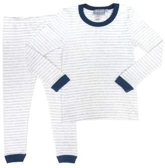 Coccoli Ribbed Pajama Set (Toddler, Little Girls, & Big Girls)