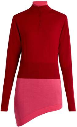J.W.Anderson Double-layer sweater